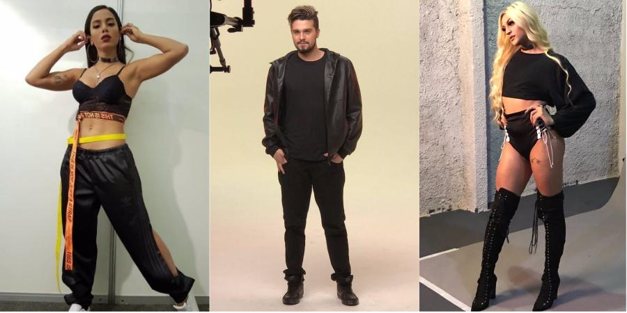 Anitta; Luan Santana; Pabllo Vittar e mais artistas 'competem' em campanha; vem entender!