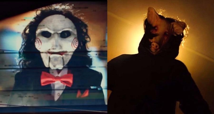 """""""Jogos Mortais: Jigsaw"""": novas prévias mostram armadilhas aterrorizantes; vem ver"""