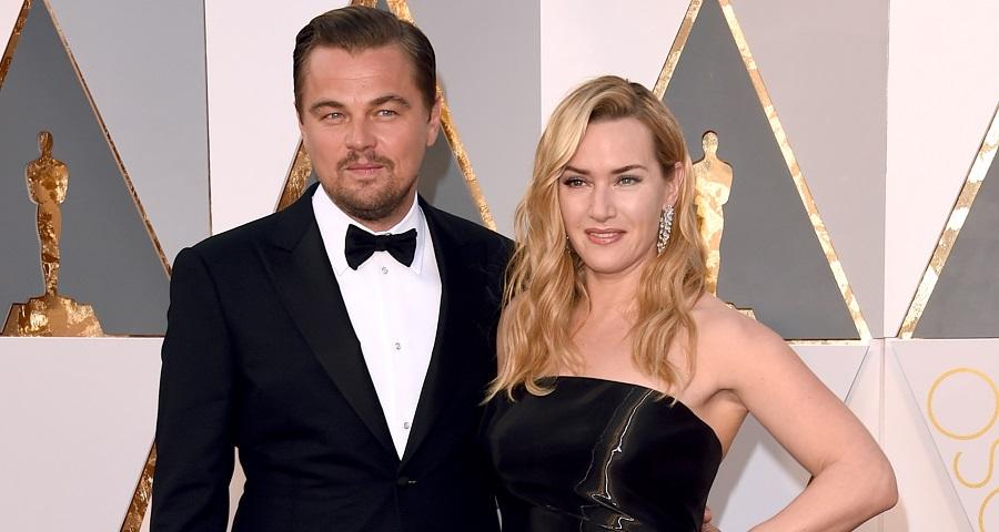 Kate Winslet revela se já teve interesse amoroso por Leonardo DiCaprio