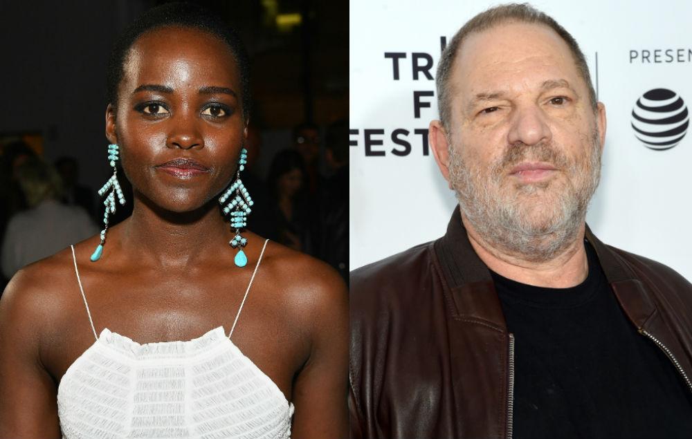 """Lupita Nyong'o revela que Harvey Weinstein a ameaçou após assédio: """"Eu estava no território dele"""""""