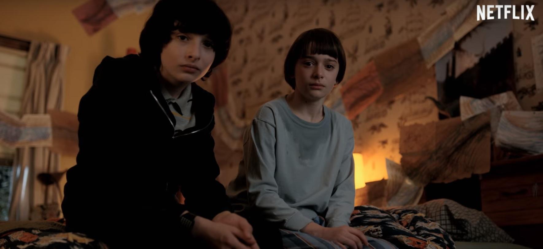 """""""Stranger Things"""": cenas eletrizantes embalam o último trailer da segunda temporada; assista!"""