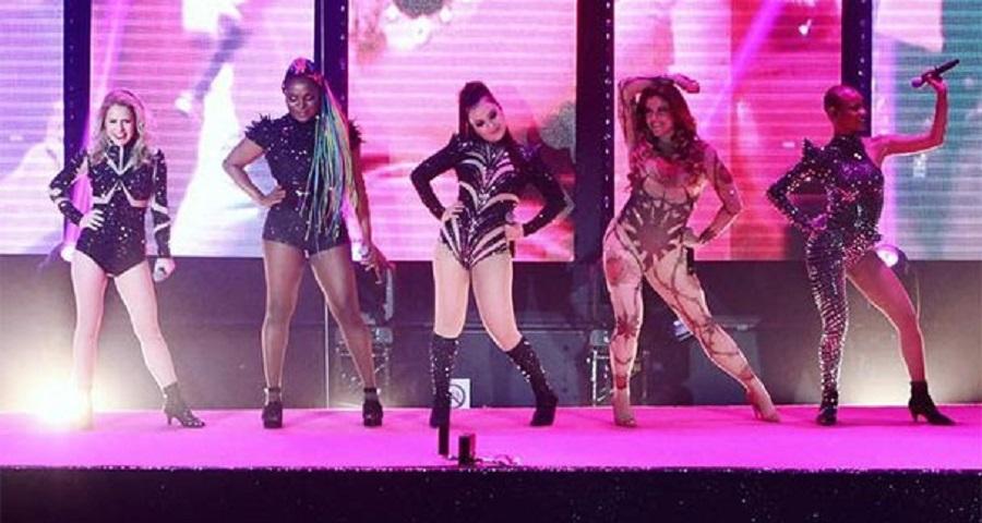 """Meninas do Rouge arrasam em cover de """"Locked Out Of Heaven"""", do Bruno Mars"""