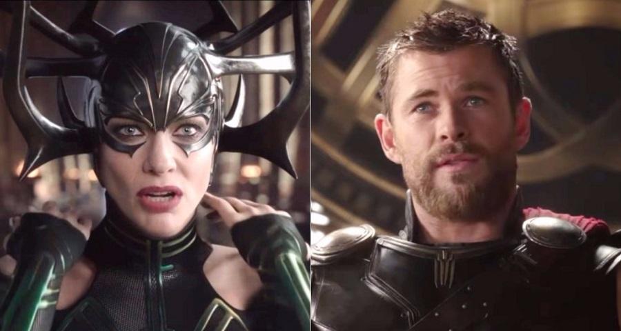 """""""Thor: Ragnarok"""": Novo vídeo mostra cenas inéditas do embate entre Thor e Hela"""
