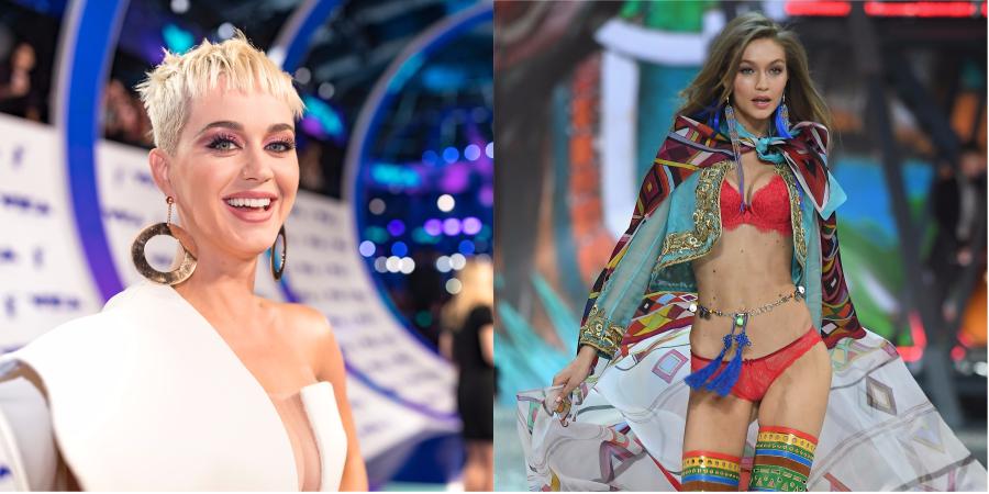Katy Perry e Gigi Hadid estão fora do 'Victoria's Secret Fashion Show', diz site