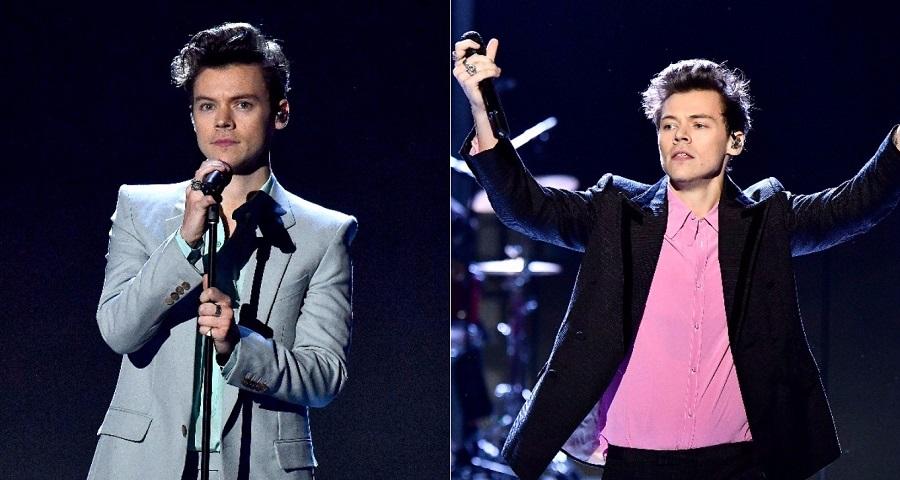 "Harry Styles arrasa em performances de ""Kiwi"" e ""Only Angel"" no Victoria's Secret Fashion Show"