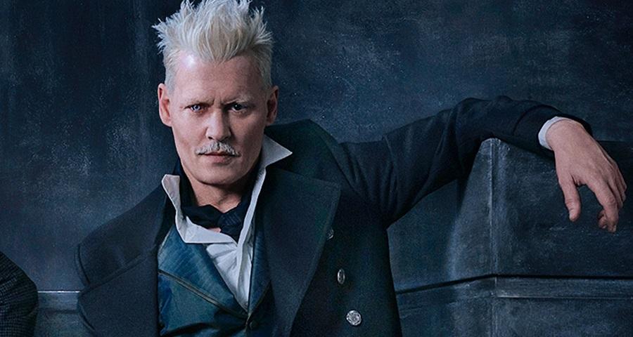 """""""Animais Fantásticos"""": Diretor defende permanência de Johnny Depp nos filmes da franquia"""