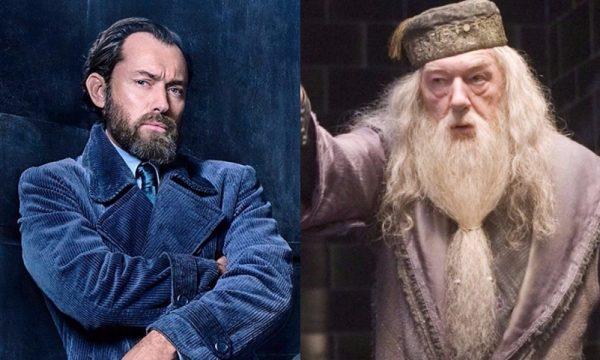 Jude Law se posiciona sobre sexualidade de Dumbledore e decisão de diretor em novo filme de 'Animais Fantásticos'