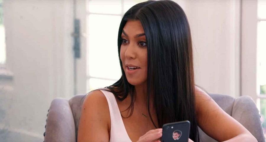 Kourtney Kardashian revela mudança de atitude em novo relacionamento e parece que deu muito certo!