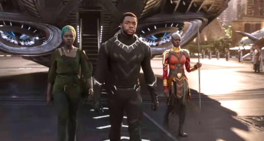 Pantera Negra segue na liderança de bilheteria e se iguala à Avatar como filme mais visto