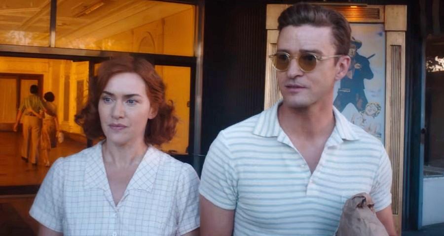 """""""Roda Gigante"""": Novo filme de Woody Allen ganha trailer com Kate Winslet e Justin Timberlake"""