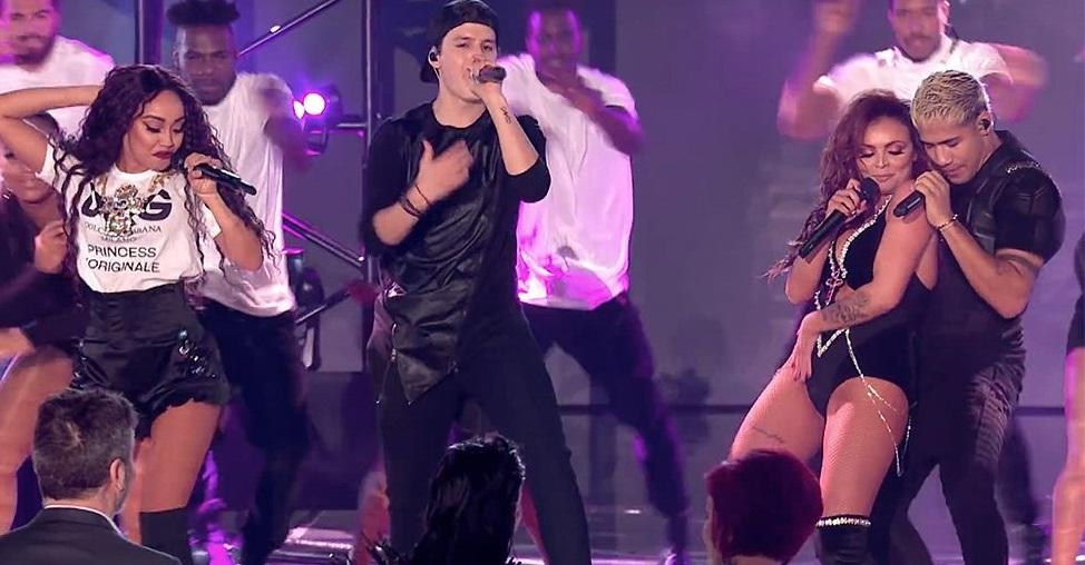 Little Mix e CNCO fazem primeira e ARREBATADORA performance de 'Reggaeton Lento' juntos! Vem ver!
