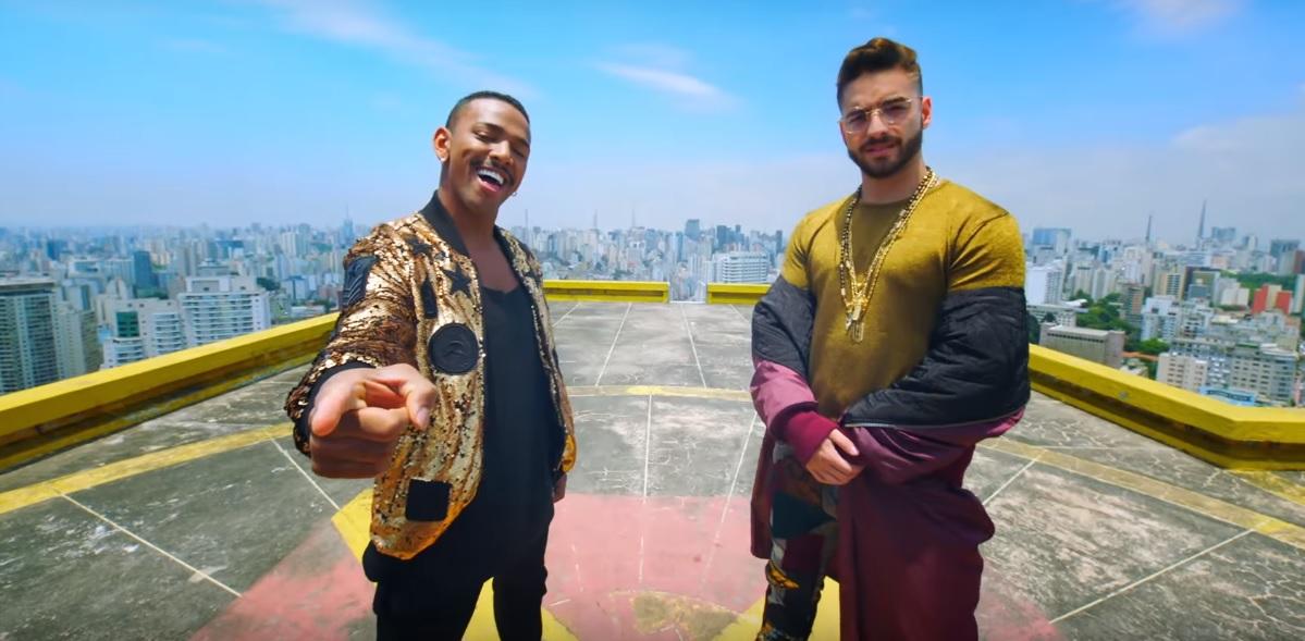 Maluma lança clipe bapho com Nego do Borel para 'Corazón'; vem assistir