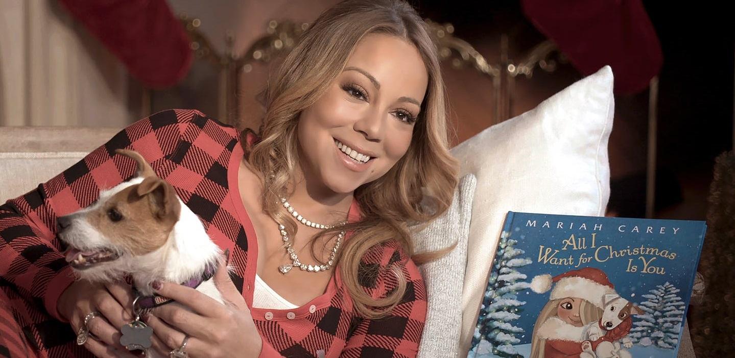 """Incrível! Após 23 anos, """"All I Want for Christmas Is You"""" faz Mariah Carey cravar recorde histórico!"""