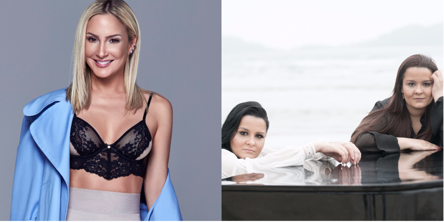 Claudia Leitte lança música com Maiara e Maraísa; vem ouvir 'Lacradora'