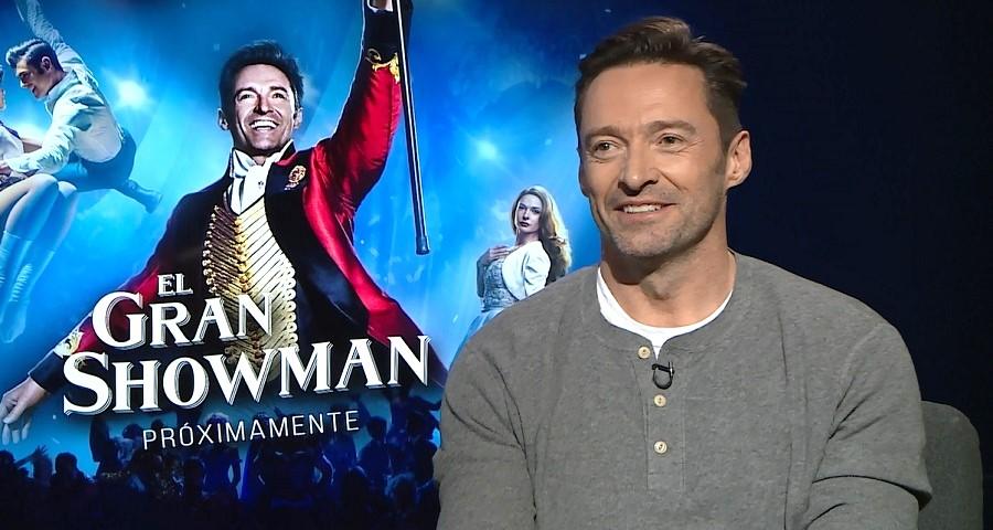"""Hugh Jackman conta tudo sobre """"O Rei do Show"""" e fala sobre risco de se fazer um musical"""