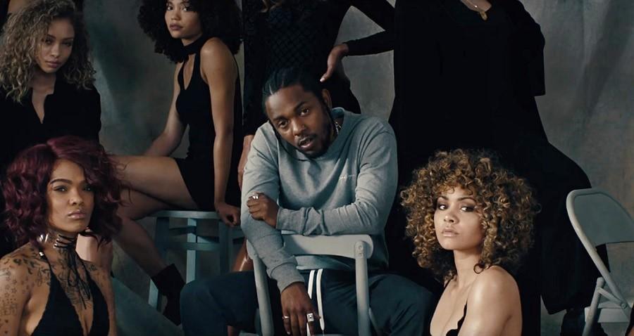 """Kendrick Lamar vive um relacionamento conturbado no clipe de """"LOVE.""""; vem assistir"""