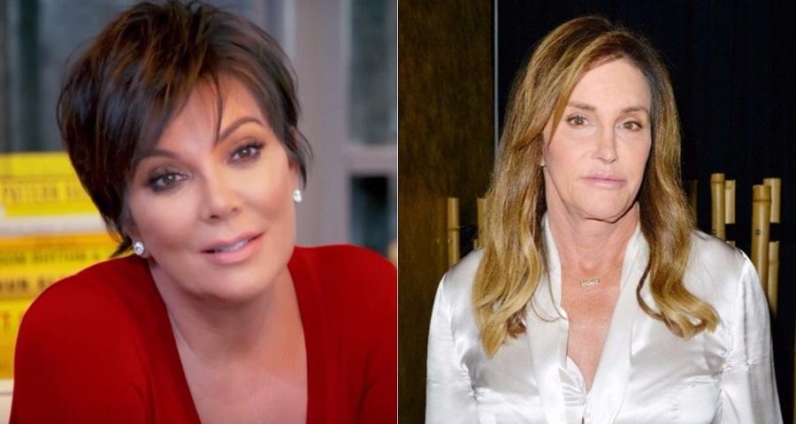 """""""KUWTK"""": Kris Jenner comenta polêmica com Caitlyn Jenner e diz que seu livro foi """"bem maldoso"""""""