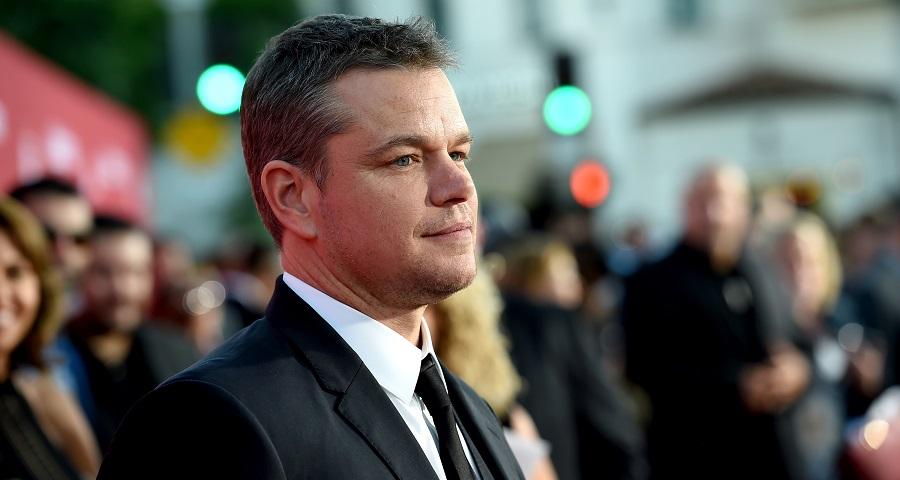 """Bapho! Petição pede que Matt Damon seja retirado de """"Oito Mulheres e Um Segredo"""""""