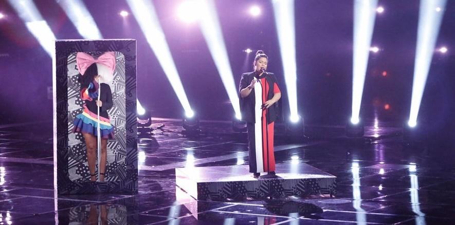 Finalista e Sia fazem performance PERFEITA de 'Titanium'; assista a essa e às outras apresentações do 'The Voice'