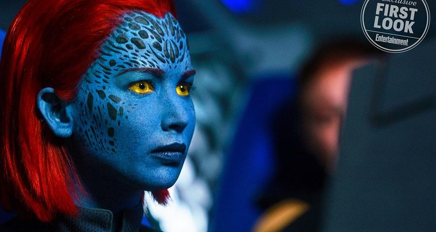 """Jennifer Lawrence aparece como Mística nas primeiras imagens de """"X-Men: Fênix Negra"""""""