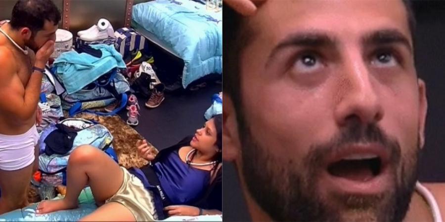 BBB18: Em papo quente, Ana Paula deixa Kaysar chocado com revelação sexual!