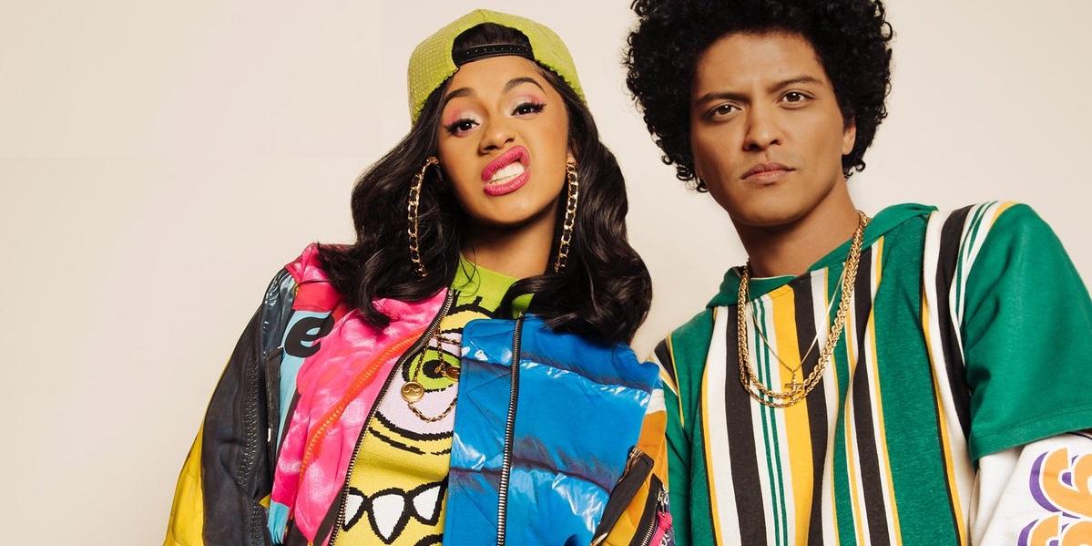 Bruno Mars lança clipe MARA de parceria com Cardi B; vem conferir a ótima 'Finesse'!