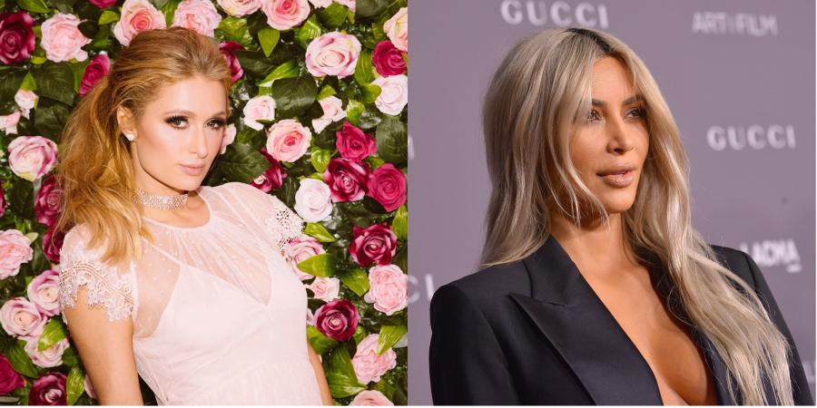 Paris Hilton se transforma em Kim Kardashian para nova campanha de Kanye West!