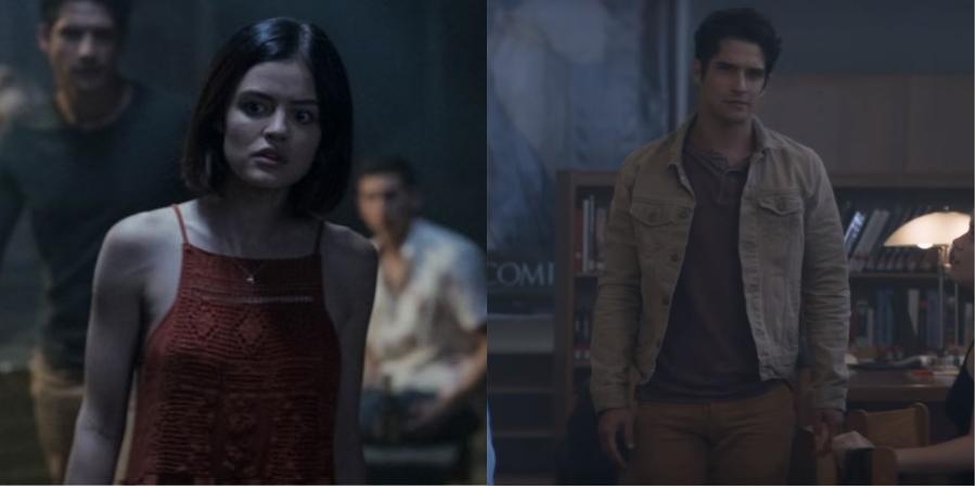 Lucy Hale e Tyler Posey correm perigo no primeiro trailer do terror 'Verdade ou Desafio'; vem ver