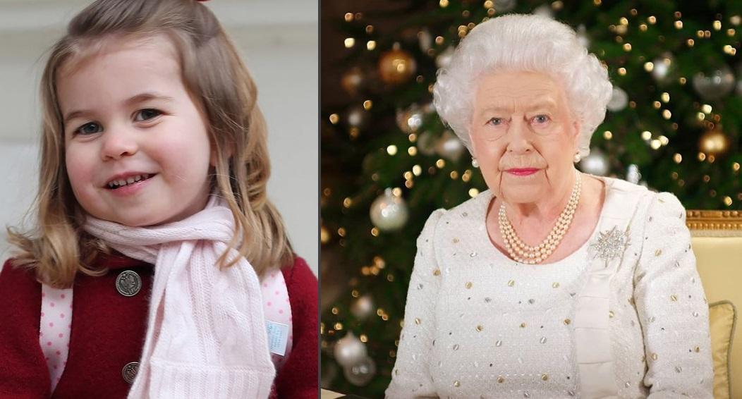 Rainha Elizabeth faz comentário sobre personalidade da bisneta Charlotte, revela PEOPLE