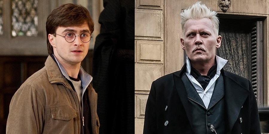 """Daniel Radcliffe comenta polêmica sobre permanência de Johnny Depp em """"Animais Fantásticos"""""""