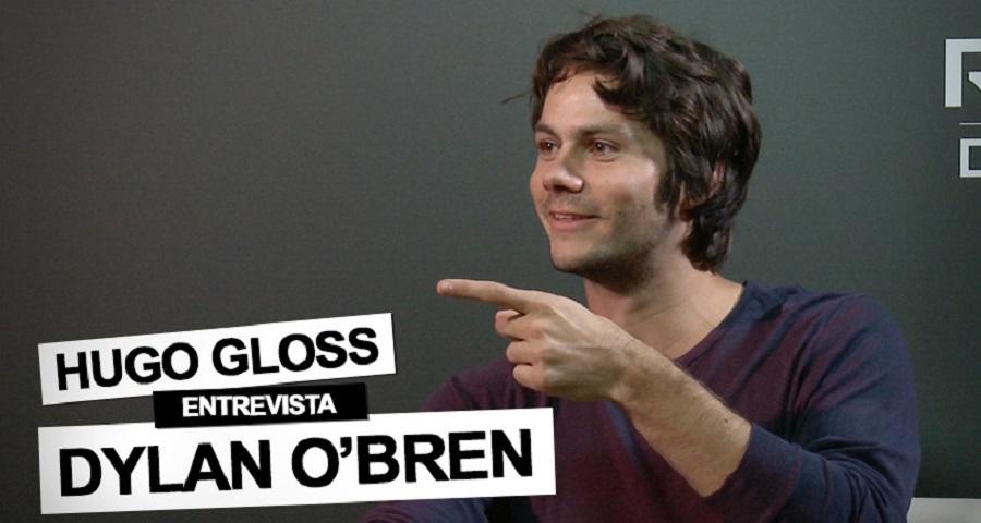 """Entrevista: Dylan O'Brien conta o que podemos esperar de """"Maze Runner: A Cura Mortal"""""""