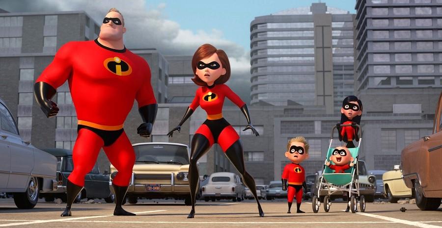 """Saiu o novo trailer de """"Os incríveis 2"""", vem ver!"""