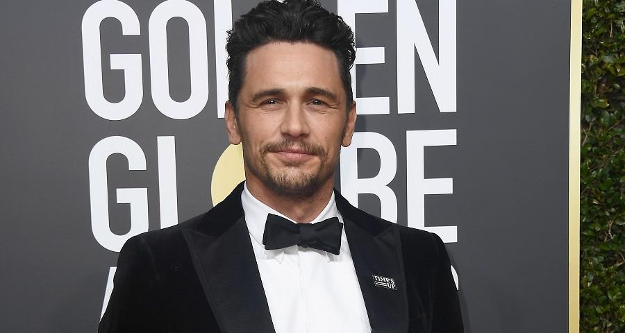James Franco é alvo de denúncias de assédio sexual após ganhar prêmio no Globo de Ouro