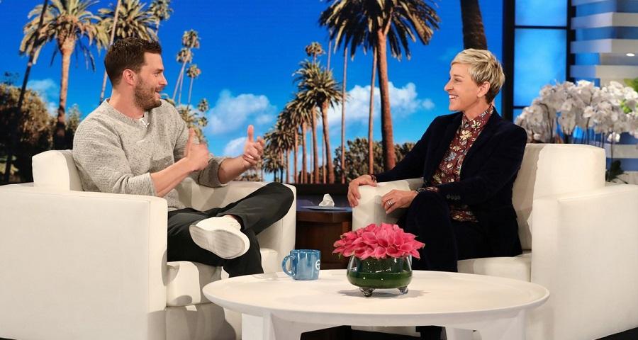 """Jamie Dornan sobre cenas de sexo em """"Cinquenta Tons de Liberdade"""": """"Deixamos uma quantidade razoável"""""""
