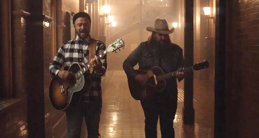 """Justin Timberlake lança clipe de """"Say Something"""", sua parceria com Chris Stapleton; assista"""