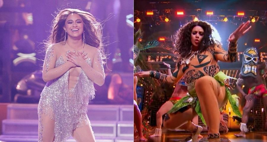 """Dinah e Ally, do Fifth Harmony, dublam """"Moana"""" e Jennifer Lopez em prévias do """"Lip Sync Battle"""""""