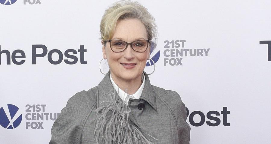 """OMG! Meryl Streep entra para o elenco da segunda temporada de """"Big Little Lies"""""""