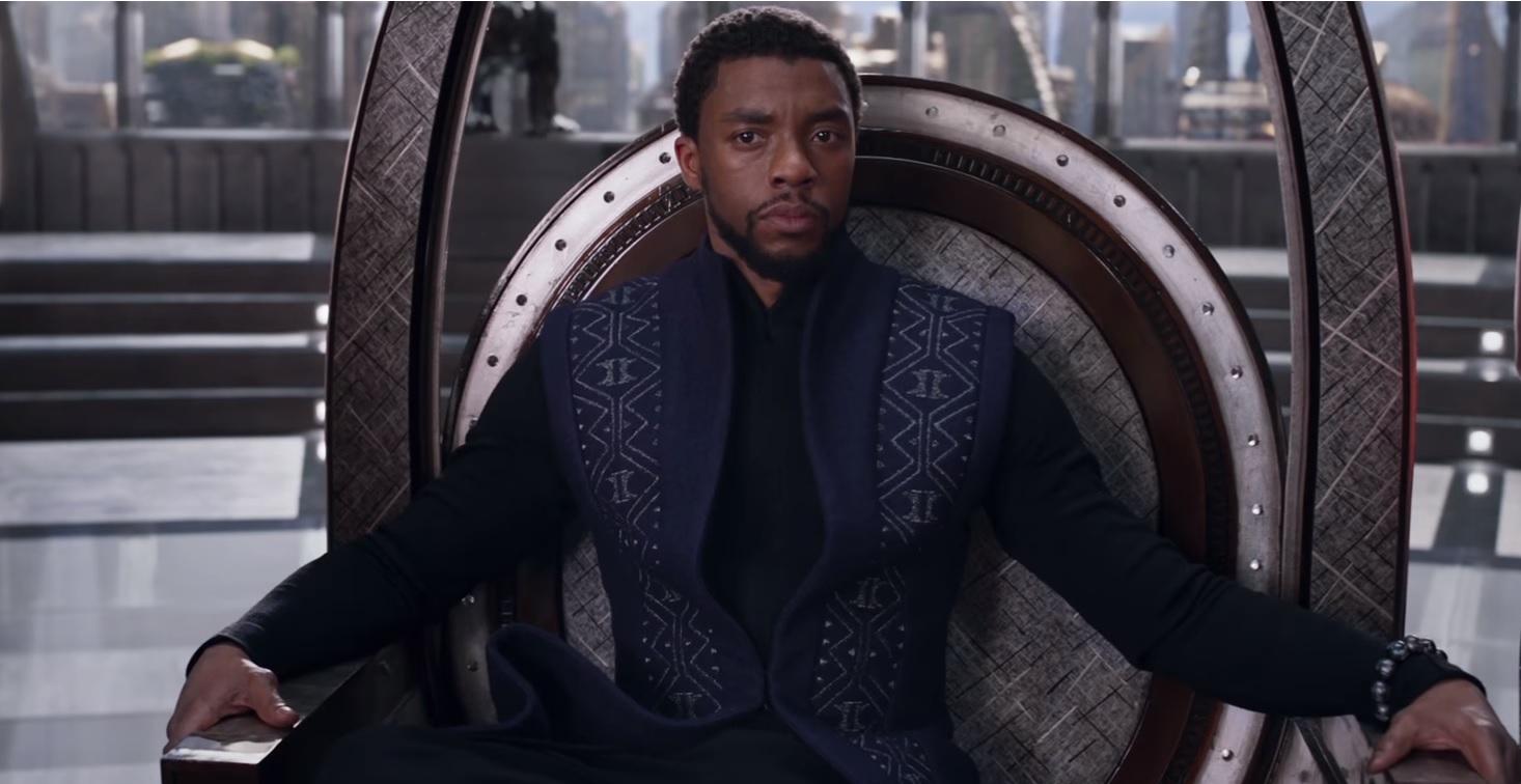 """""""Pantera Negra"""": novo trailer traz muita ação e confronto com o vilão Killmonger; assista!"""