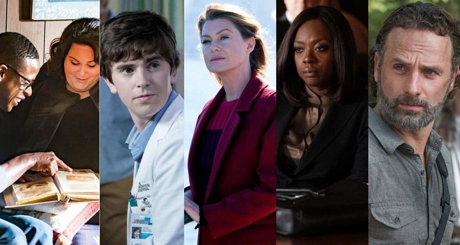 Confira o calendário de séries e premiações para a Midseason 2018 na TV americana