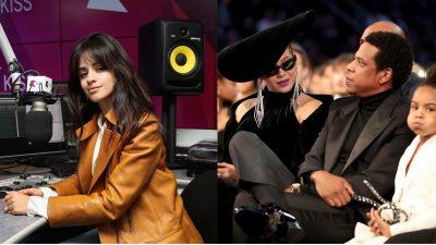 Camila Cabello comenta cena de Blue Ivy pedindo silêncio dos pais no 'Grammy 2018'