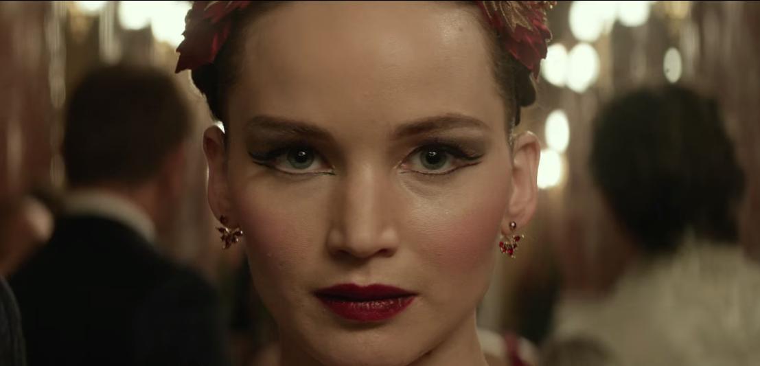 """Jennifer Lawrence sobre aulas de balé para """"Operação Red Sparrow"""": """"Foi muito difícil pra mim"""""""