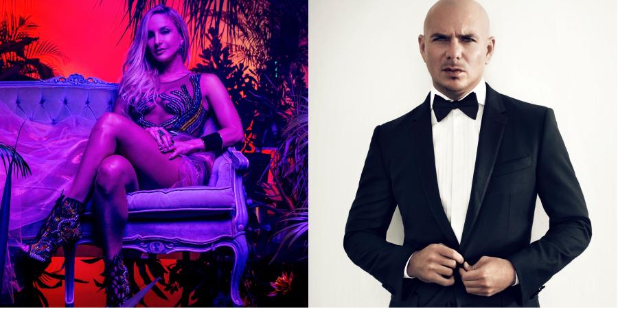 Claudia Leitte brilha demais no clipe de 'Carnaval', sua parceria com Pitbull! Vem assistir!