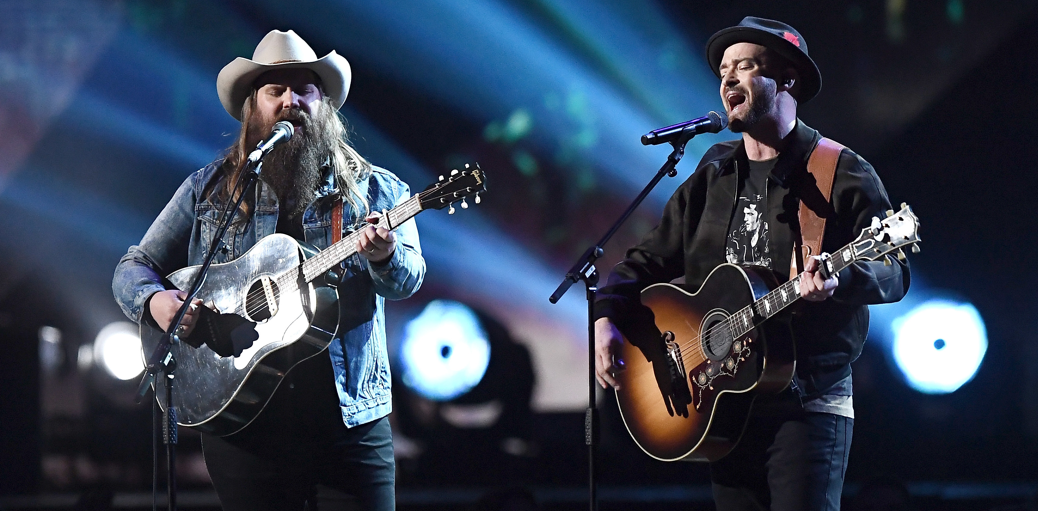 BRIT Awards 2018: Justin Timberlake faz performance perfeita de 'Say Something' com Chris Stapleton; vem ver