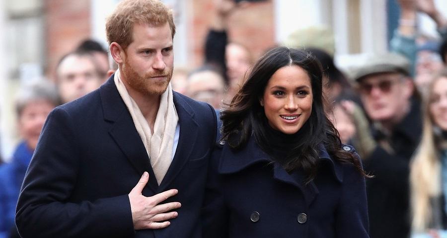 Casamento real: Meghan e Harry revelam um grande detalhe sobre a cerimônia!