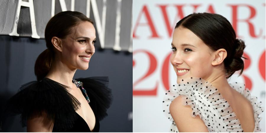 Após internet reunir 'provas', Natalie Portman comenta semelhanças físicas entre ela e Millie Bobby Brown