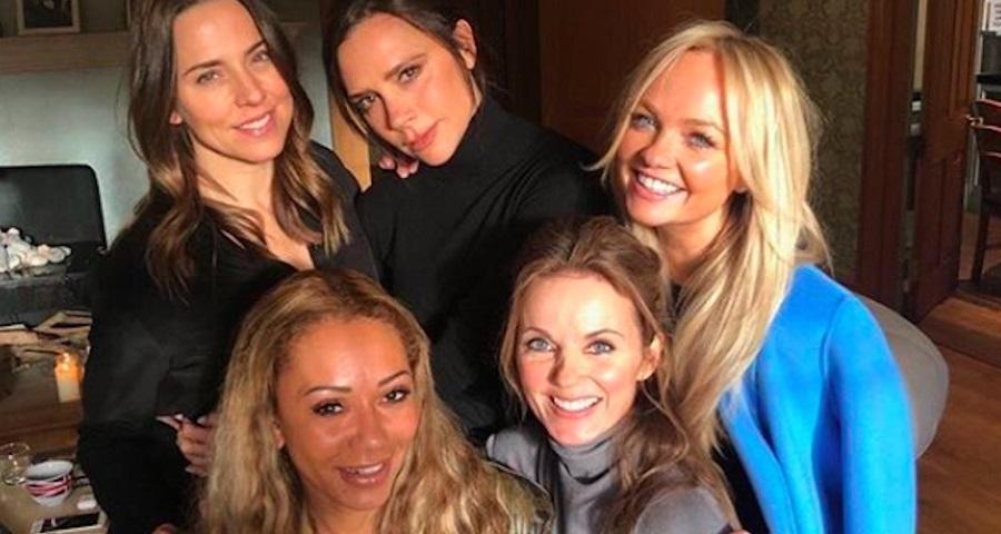 """Victoria Beckham diz sim para """"Carpool Karaoke"""" com as Spice Girls!"""