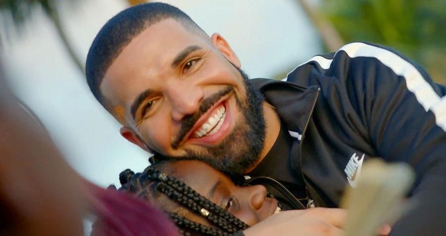 """Drake distribui presentes por Miami no clipe de """"God's Plan""""; vem assistir"""