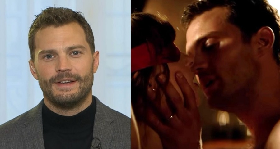 """Tô ficando velho pra isso"", diz Jamie Dornan sobre voltar a interpretar Christian Grey"