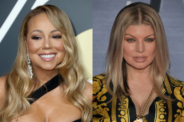 Mariah Carey defende Fergie após críticas da apresentação no NBA All-Star Game, afirma o TMZ