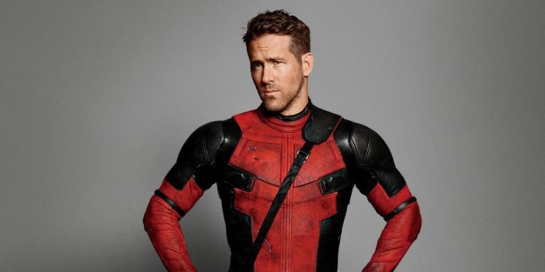 Ryan Reynolds realiza sonho de crianças com câncer no set de 'Deadpool' e rebate crítica de seguidor